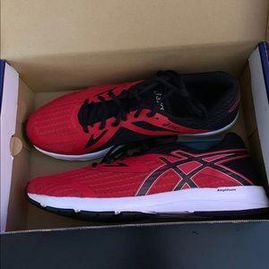 Men's ASICS 10.5 Amplica Sneakers Red